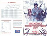 Wargame Construction Set Atari instructions
