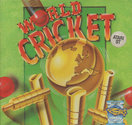 World Cricket Atari disk scan