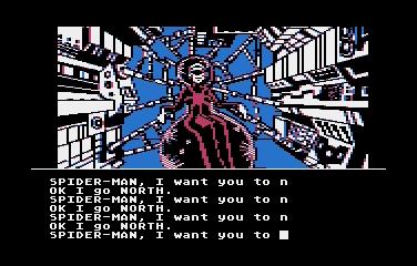 Atari St Questprobe Ii Spider Man Scans Dump