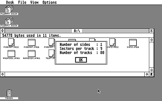 Atari ST Toolkit atari screenshot