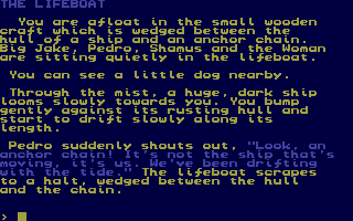 Davy Jones Locker atari screenshot