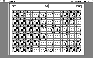 Deminer (The) atari screenshot