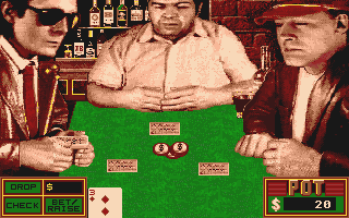 Hollywood Hustler atari screenshot