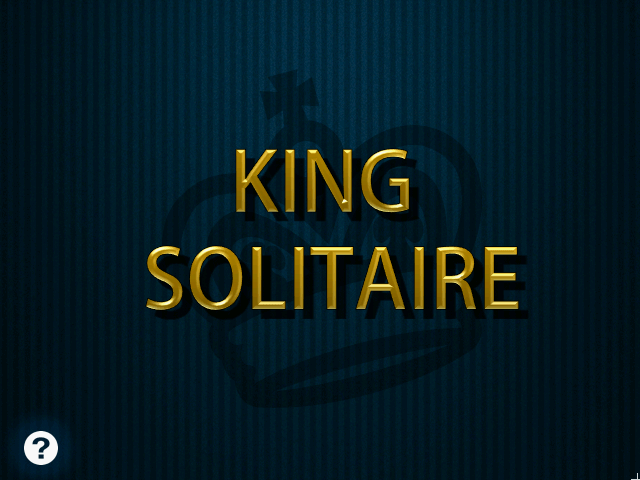 King Solitaire [Falcon030]