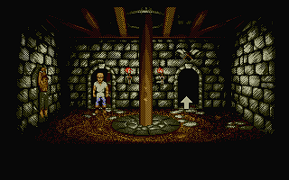 Lure of the Temptress atari screenshot