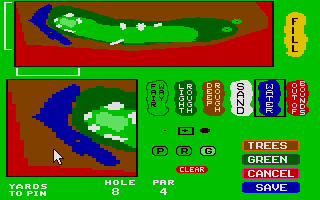 Mean 18 atari screenshot
