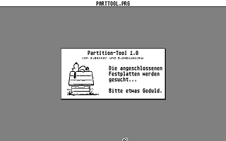 Partition Tool