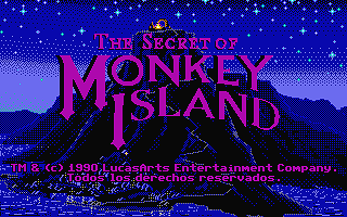 Secret of Monkey Island (The)