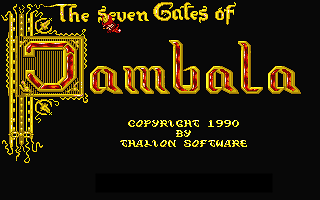 Seven Gates of Jambala (The)