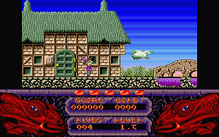 Seven Gates of Jambala (The) atari screenshot