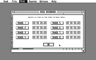 ST Starter Kit atari screenshot