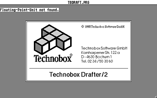 Technobox Drafter