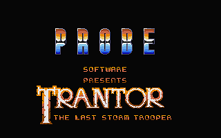Trantor - The Last Stormtrooper