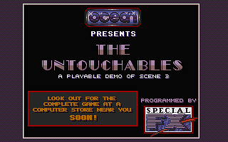 Untouchables (The)