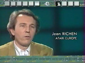 Interview of Jean Richen (Atari Eur...