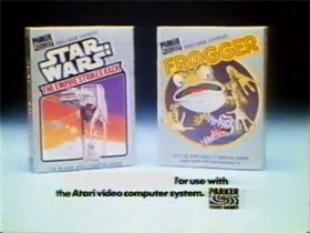 Frogger / Star Wars - The Empire St...