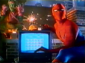 Spider-Man / Amidar