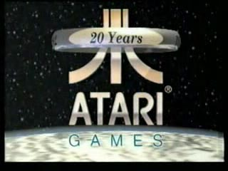 Atari Games - 20th Anniversary